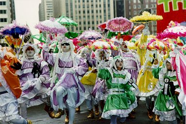 Mummers Parade, Philadelphia